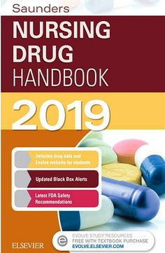 Ebook applied therapeutics 11th edition free download pdf medical saunders nursing drug handbook 2019 1st edition pdf download free e book by robert fandeluxe Choice Image