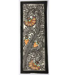 The Flora Madhubani Painting
