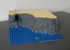 Lego Winter, Lego Ww2, Lego Modular, Lego Design, Lego Duplo, Halloween Lego, Halloween Poster, Lego Disney, Lego Mountain