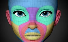 Learn how you can retopologize a head model in Zbrush. A mix of theory and practice. covering the basics to get you finished quickly. Maya Modeling, Modeling Tips, Zbrush Character, 3d Character, Character Model Sheet, Character Modeling, Animation Tutorial, 3d Animation, Blender 3d