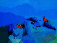 Pelicans by Petar Salic