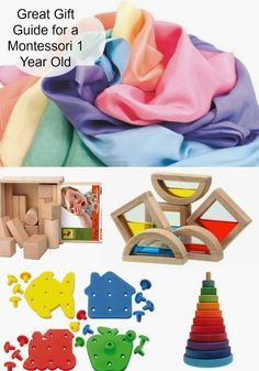 The Montessori on a Budget blog: The Best Gifts for a Montessori One-Year-Old