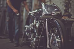 Hazan Motorworks Supercharged Ironhead :: Preview – The Mighty Motor