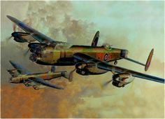 Las Cosicas del Panzer — Avro Lancaster Мк.I http://imgur.com/h2jhZAG