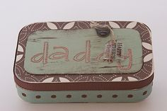 Happy Father's Day by Mama Urchin, via Flickr