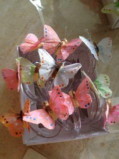 Servilleteros Mariposas