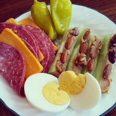 Low Carb Snack Ideas