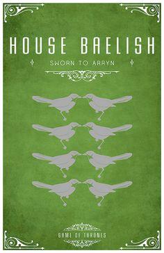 House Baelish by liquidsouldesign, via Flickr
