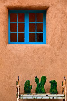 Adobe Window of Santa Fe | by William Yu Photography