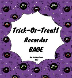 Elementary Music Resources: Trick-Or-Treat!