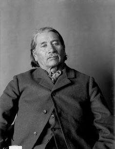 Way-Wil-Le-Nood (aka Handsome, aka John Brown) - Delaware - 1901