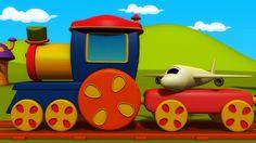 밥 기차 - 탈것들 | Bob, Transport Train #bobthetrain #transport #vehicles #education #entertainment #parenting #kidslearning