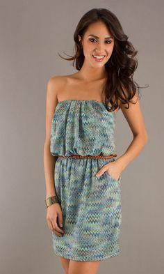Strapless Summer Dresses