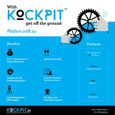 Grow wings to fly - Partner with KOCKPIT For more info - > http://www.kockpit.in