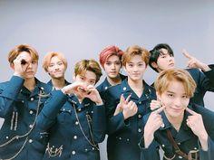 Nct u appreciation post because I miss them a lot 😔✌ . Winwin, Nct 127, Infinite Members, Johnny Seo, Kim Jung Woo, Park Ji Sung, Sm Rookies, Fandoms, Jung Jaehyun
