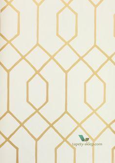 treliaż trejaż kratownica malowana scroll ręcznie malowana malowana malarski koniczyna