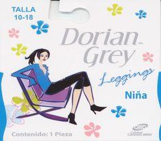 #DorianGrey te ofrece #leggings para niñas. Busca nuestros modelos, hechos con diseños modernos y divertidos para tus hijas.