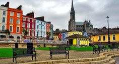 Enjoy the colorful city of Cork with this Ireland travel deal that also includes time in five other cities. #monogramsvacation