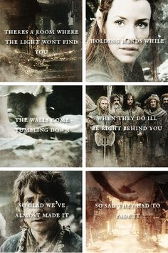 everybody wants to rule the world #thehobbit