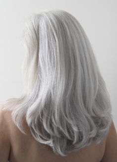Ellie's hair looks a bit like this. Hairstyles for women over 50 with grey hair | Gray Hair: Photos of Gray Hairstyles