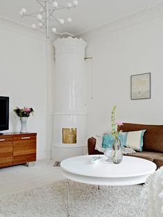 Brown sofa fix