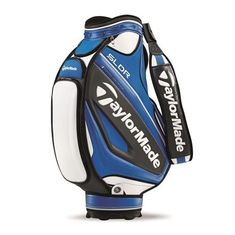 """TaylorMade SLDR Staff Bag (9.5"""") - Currently used by TaylorMade playing staff around the world - https://www.foremostgolf.com/taylormade-sldr-staff-bag-9-5-"""