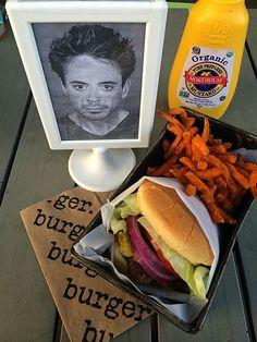 burger. | Santa Cruz
