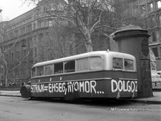 Interesting History, Budapest Hungary, One Pic, Old Photos, Revolution, War, Pictures, Travel, Black Photography