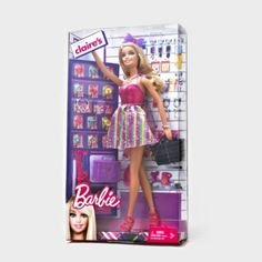 Claire's Exclusive Barbie Doll