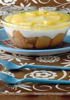 Γιαουρτογλυκό με ανανά