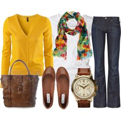 Colorful & Casual
