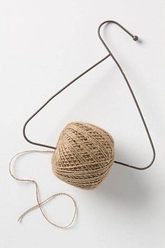 New-Anthropologie-GARDEN-TWINE-HANGER-Great-Gift-Idea-for-Any-Gardener