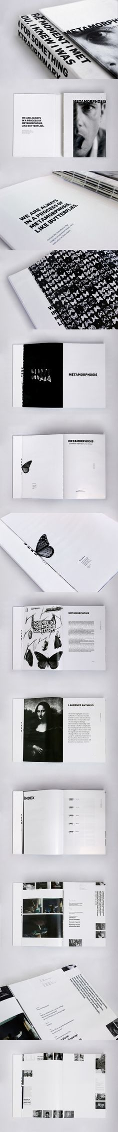 METAMORPHOSIS on Behance