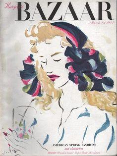 Harper's Bazaar March 1941