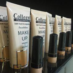 Colleen Foundation Makeup