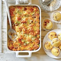 Thanksgiving Brunch Recipes - Southern Living