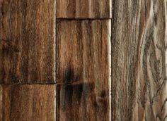 "3/4"" x 5"" Bell County Hickory Handscraped - Virginia Mill Works | Lumber Liquidators"