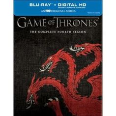 Game of Thrones Season 4 (Blu-ray + Digital Copy) House Targaryen Cover with Bonus Disc $79.98  http://gameofthronescentral.com/?product=game-of-thrones-season-4-blu-ray-digital-copy-house-targaryen-cover-with-bonus-disc #Targaryencover #bluray #season4