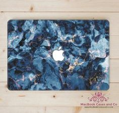 Blue Marble Macbook Case. MacBook Case. Macbook Cover. Hard plastic Top and Clear Bottom