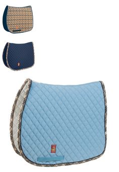 Saddle Pads 183377: Lettia Baker Collection All Purpose English Saddle Pad -> BUY IT NOW ONLY: $51.99 on eBay!