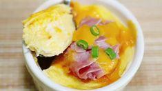 ไข่ออมเล็ต 1 นาทีกับอีก 50 วินาทีโดยใช้ไมโครเวฟ : Omelette