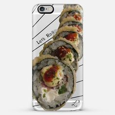 Wanna roll??Get your very own custom Foodie Sushi iphone case from @Casetify. This case features the delicious fusion creations from The Cowfish in Charlotte, NC. Here is $10 off from me to you using code: QJ3PX9 #discount #travel #foodies #pizza #love