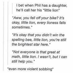 Image result for dan and phil daughter