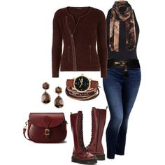 Casual Plus Size Style