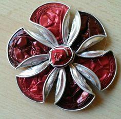 NINA Nespresso, Brooch, Jewellery, Espresso Coffee, Bijoux, Stuff Stuff, Craft, Flowers, Hand Crafts