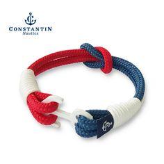 Square Knot tengerész karkötő CNB #1030