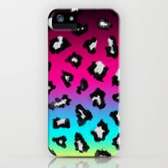 Fur XVII iPhone & iPod Case by Rain Carnival - $35.00 I hope you like it! #iphone #samsung #case #skin #fur #leopard #cheetah