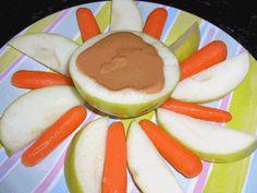 A healthy fun snack!