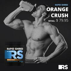 Shred Fat, Orange Crush, Fitness Weightloss, Fat Burner, Crushes, Weight Loss, Gym, Fat Burning, Training