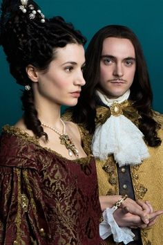 Versailles TV Show BBC Two - Guide (Vogue.co.uk)